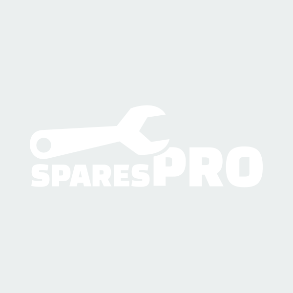 Wirquin Jollyflush Replacement Dual Flush Toilet Button Grey Back Nut